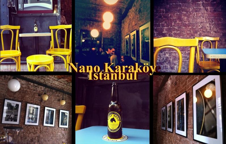 Nano Cafe Müeyyedzade Mh. Arapoğlan Sk. Serçe Çık. No:2, Karaköy, İstanbul, TÜRKİYE. 34425.